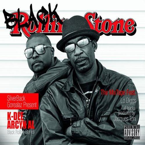 K-Dee & Arcyn AL – Black Rolling Stone