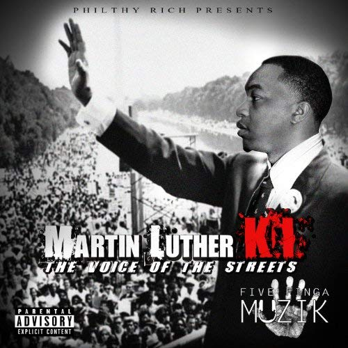 K.I. – Philthy Rich Presents The Voice Of The Streets