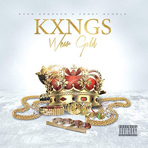KXNG Crooked & Frost Gamble – KXNGS Wear Gold