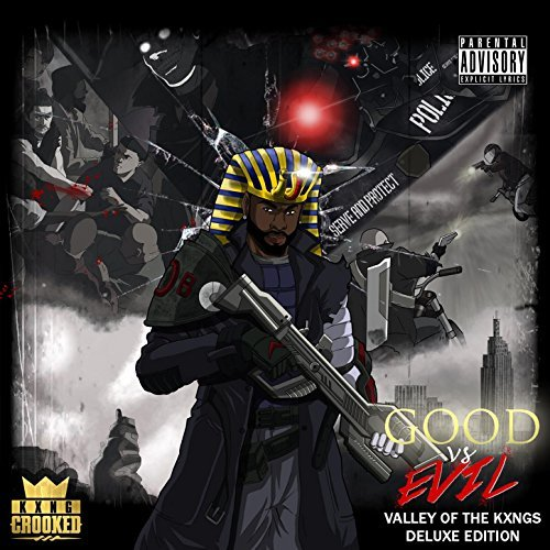 KXNG Crooked – Good Vs Evil (Deluxe Edition)