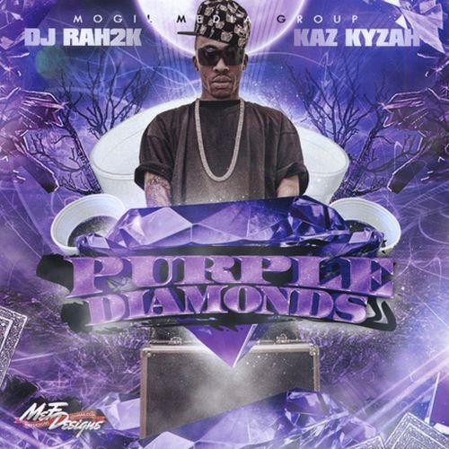Kaz Kyzah - Purple Diamonds