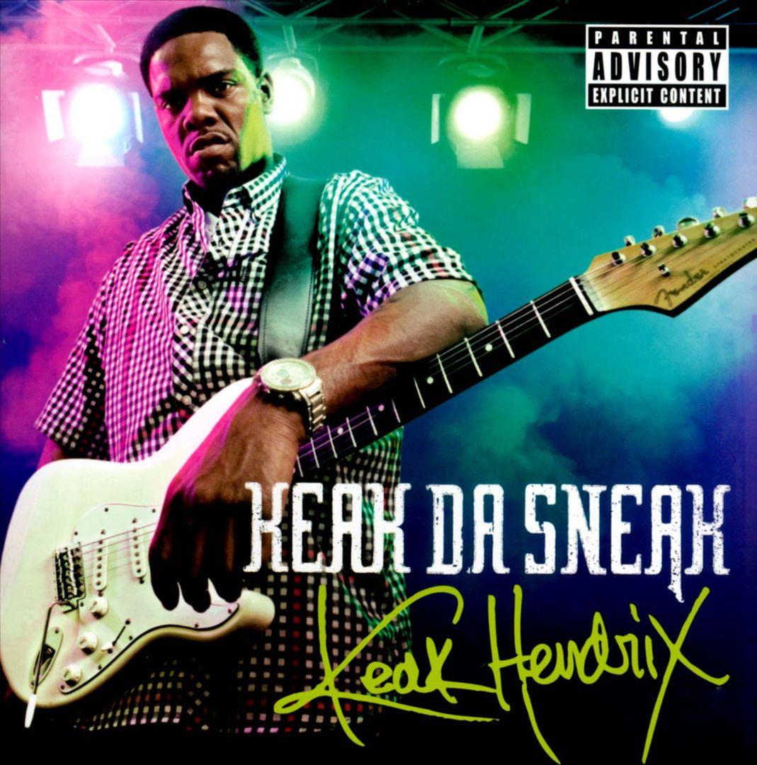 Keak Da Sneak - Keak Hendrix (Front)