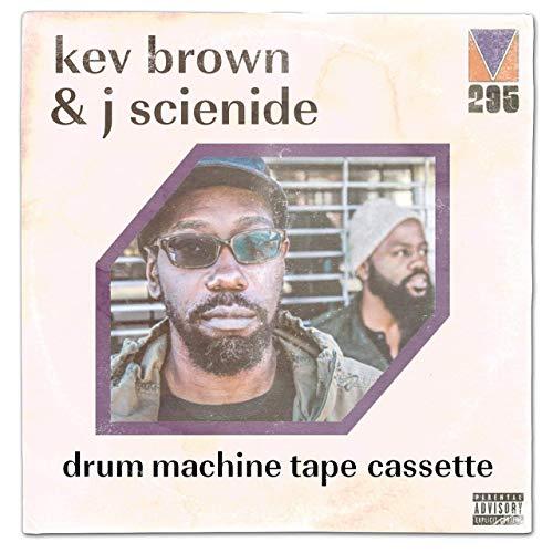 Kev Brown & J Scienide – Drum Machine Tape Cassette