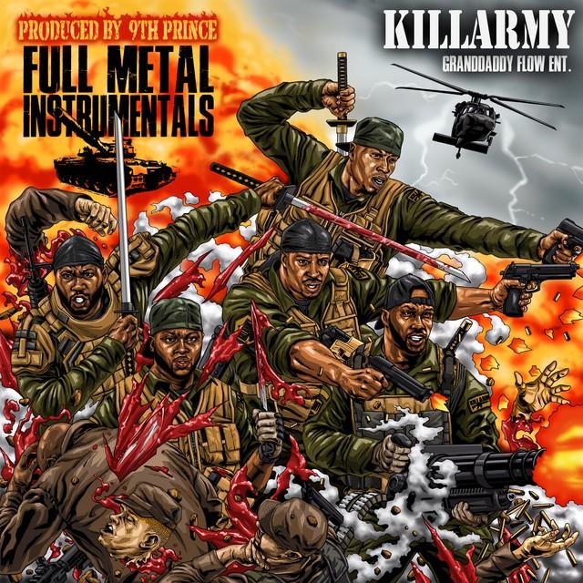 Killarmy – Full Metal Jackets (Instrumentals)