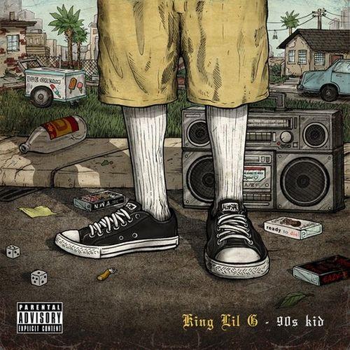 King Lil G – 90's Kid