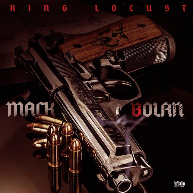 King Locust – Mack Bolan