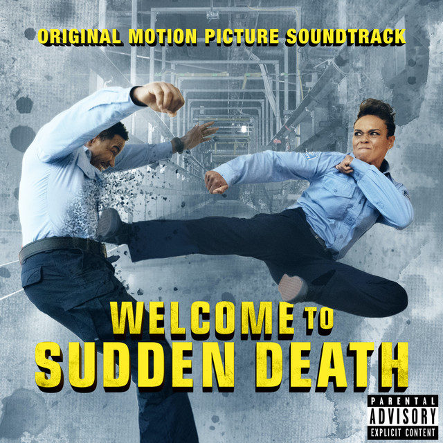 King Tech – Welcome To Sudden Death (Original Motion Picture Soundtrack)