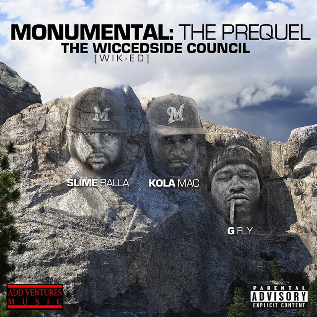 Kola Mac - Monumental The Prequel (The Wicced Side Council)