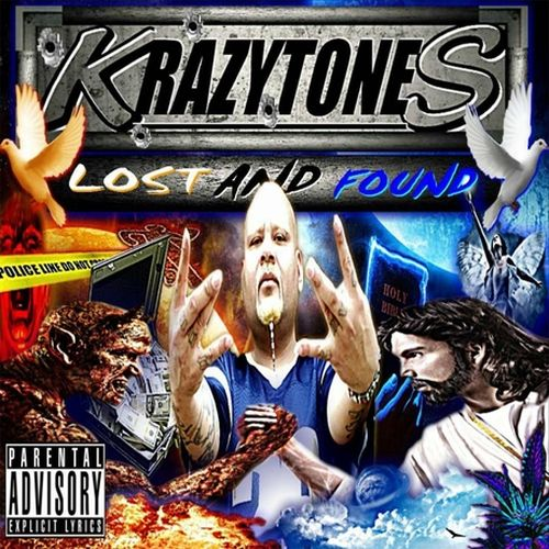 Krazytones - Lost And Found