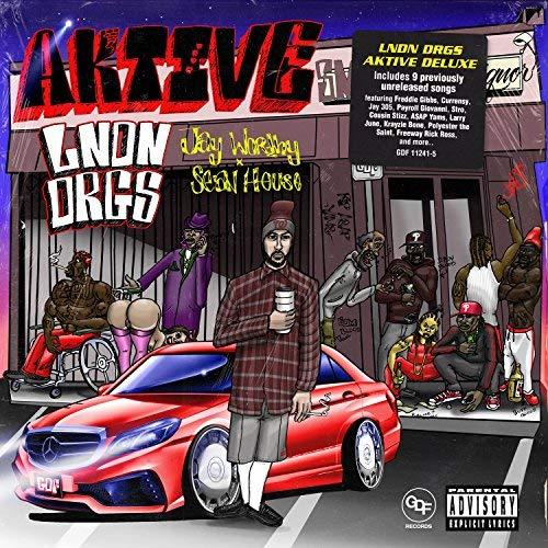 LNDN DRGS & Jay Worthy – Aktive (Deluxe)