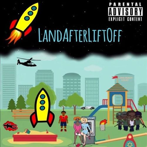 LandAfterLiftOff – Another Ghetto Story (Deluxe Version)