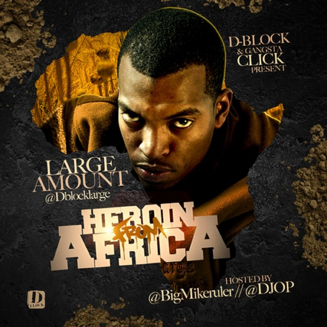 Large Amount – Heroin From Africa