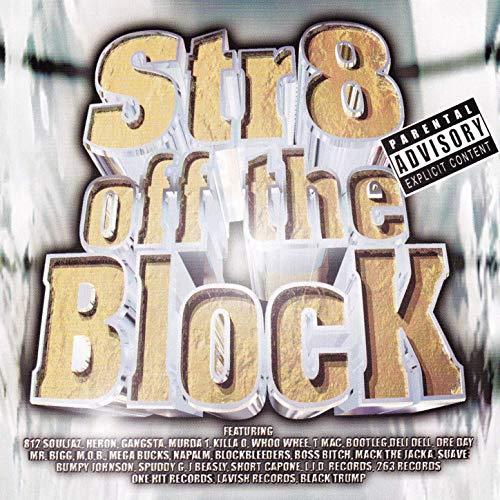 Lay It Down & 812 Souljaz – 812 Souljaz/L.I.D Presents Str8 Off The Block