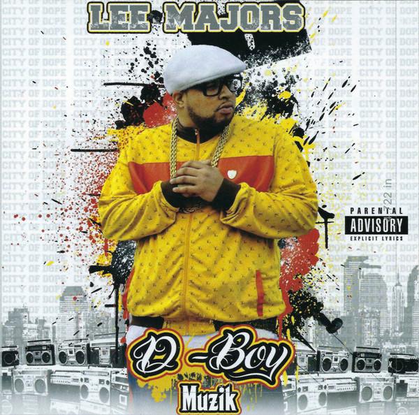 Lee Majors – D-Boy Muzik