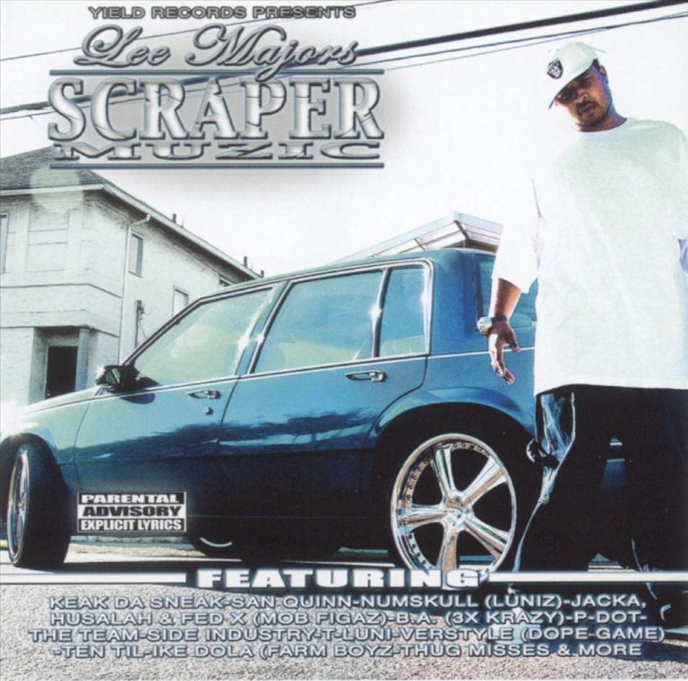 Lee Majors – Scraper Muzic