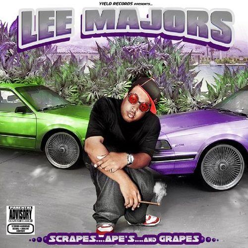 Lee Majors – Scrapes Apes & Grapes