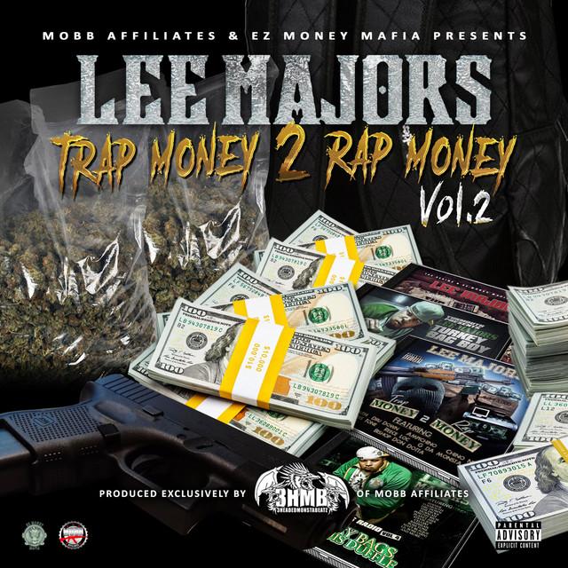 Lee Majors – Trap Money 2 Rap Money, Vol. 2