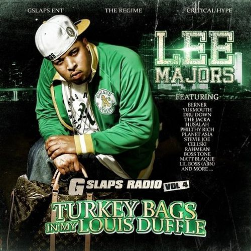 Lee Majors – Turkey Bags In My Louis Duffle