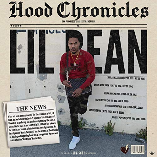 Lil Bean – Hood Chronicles