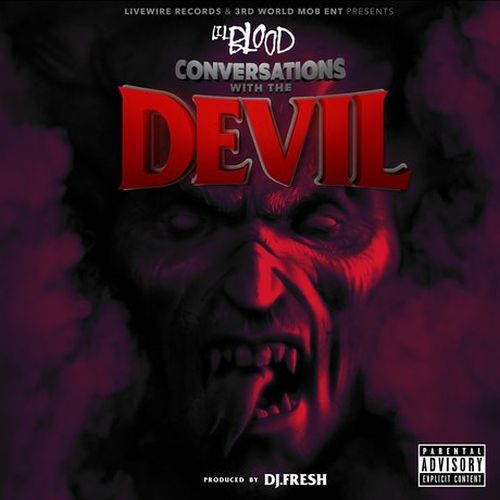 Lil Blood & DJ.Fresh – Conversations With The Devil