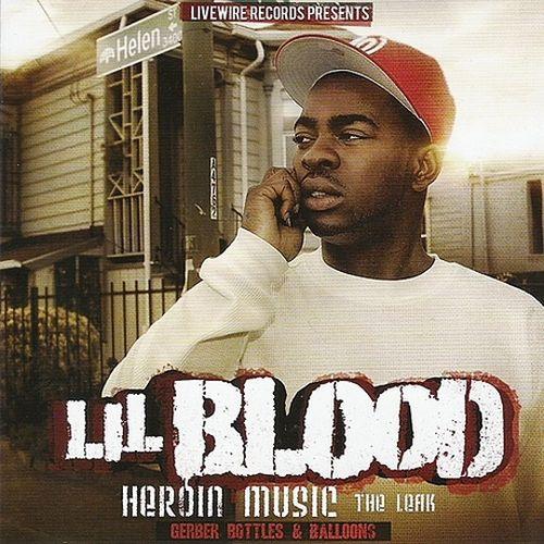 Lil Blood - Heroin Music The Leak