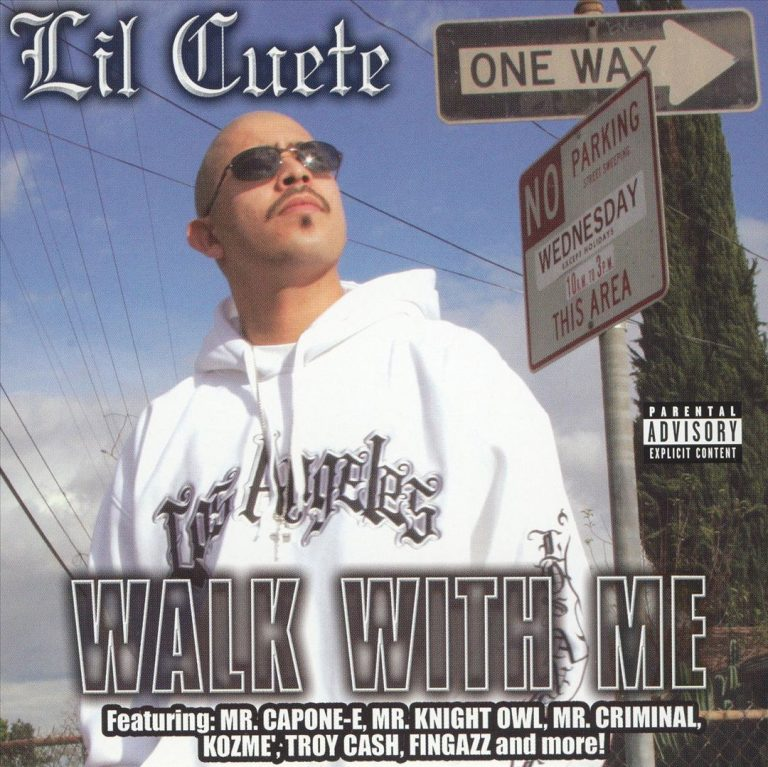 Lil Cuete – Walk With Me