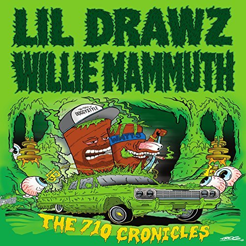 Lil Drawz & Willie Mammuth – The 710 Cronicles