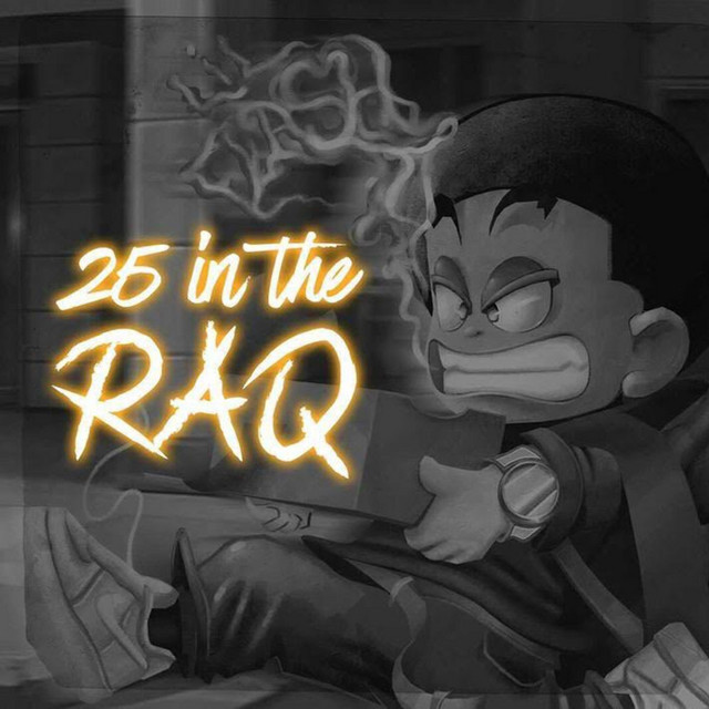 Lil Flash – 25 In The RAQ