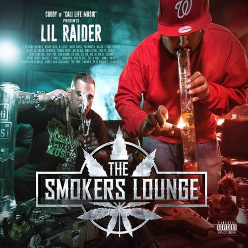 Lil Raider & Cuddy – The Smokers Lounge