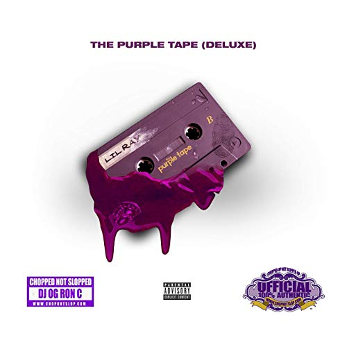 Lil Ray – The Purple Tape (Deluxe) [Chopped Not Slopped]