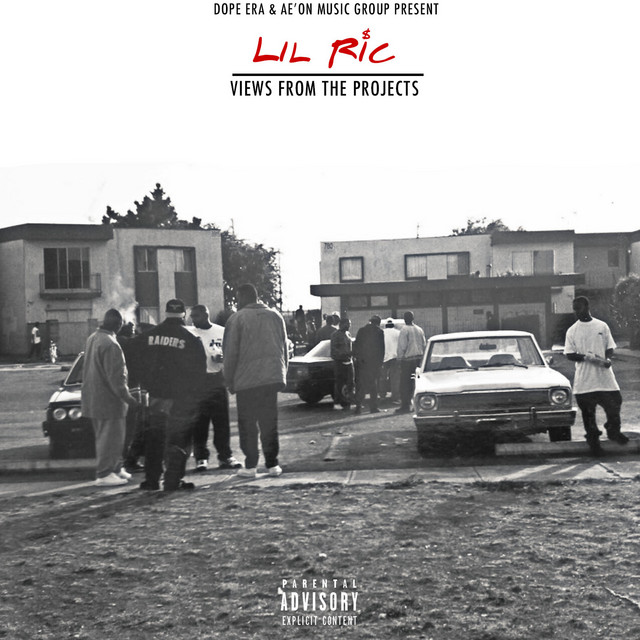 Lil Ric – Views From The Projects, Vol. 1