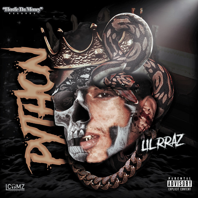 Lil Rraz – Python – EP