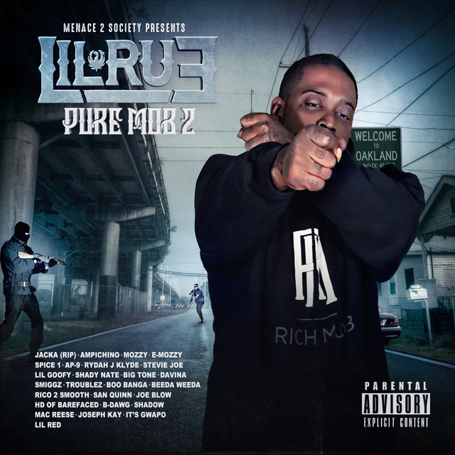 Lil Rue – Pure Mob 2