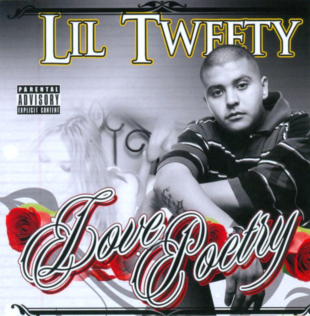 Lil Tweety - Love Poetry (Front)