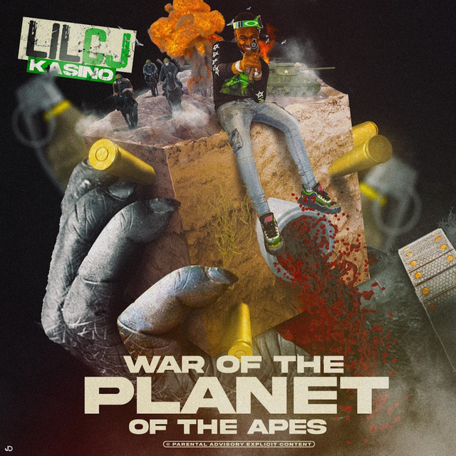 LilCJ Kasino – War Of The Planet Of The Apes