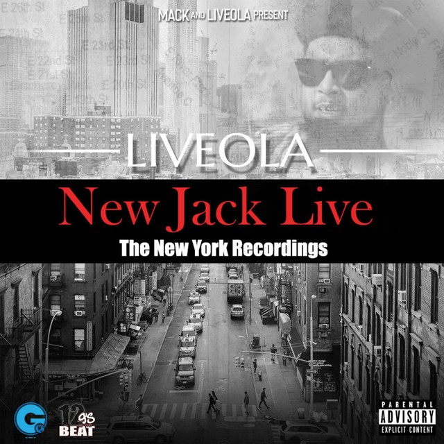Liveola – New Jack Live The New York Recordings