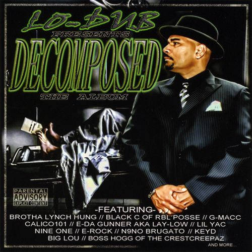 Lo-Dub – Decomposed