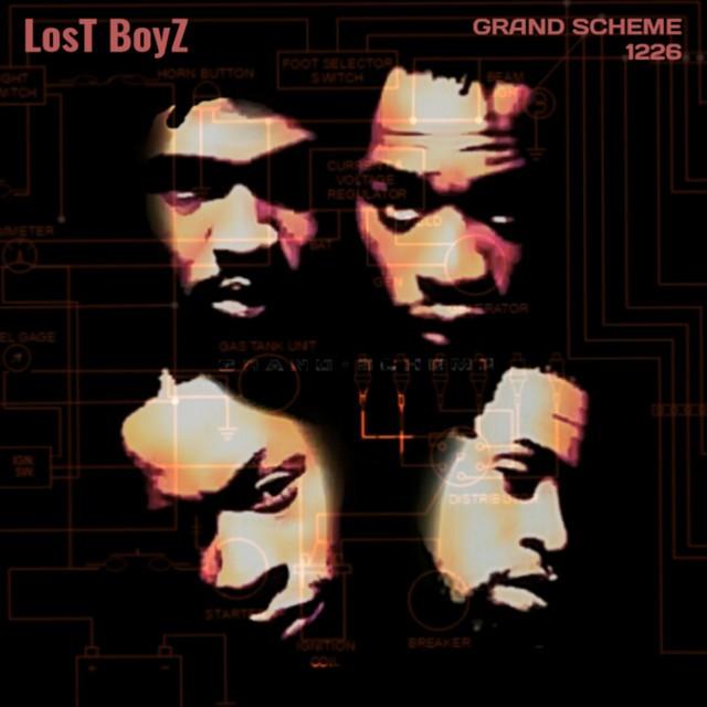 Lost Boyz – Grand Scheme 12:26