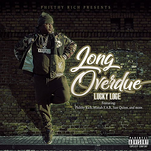 Lucky Loge – Philthy Rich Presents: Long Overdue