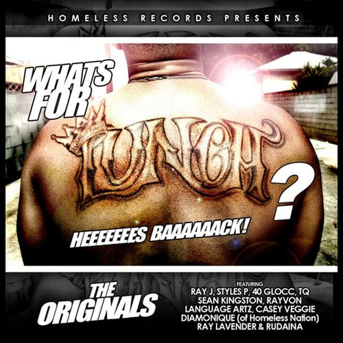 Lunch - What's For Lunch Mixtape Originals