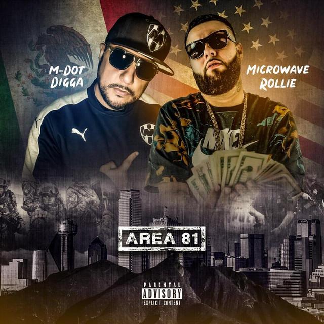 M Dot Digga & Microwave Rollie – Area 81