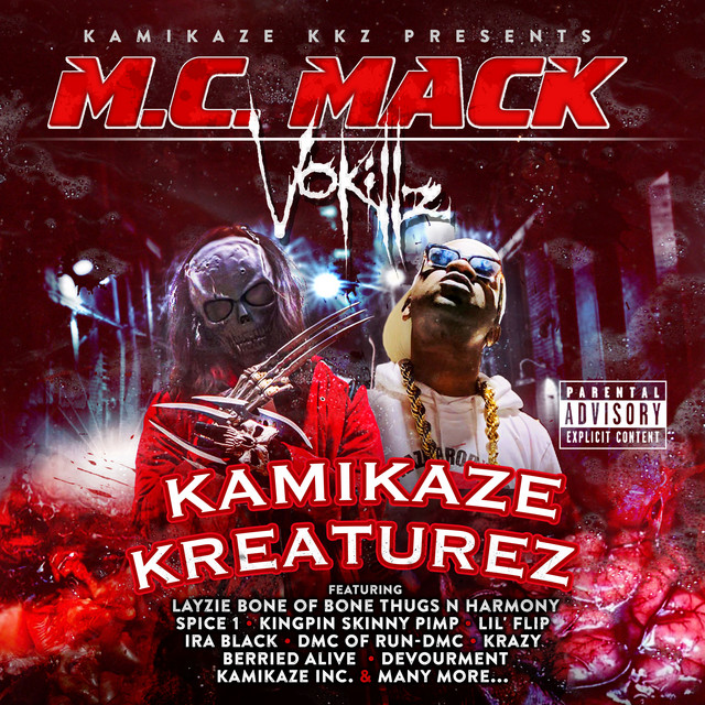 M.C. Mack & VoKillz – Kamikaze Kreaturez