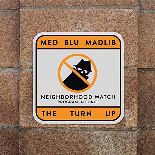 MED, Blu & Madlib – The Turn Up