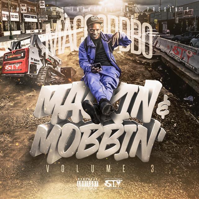 Mac God Dbo – Mackin' And Mobbin', Vol. 3