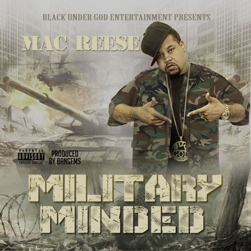 Mac Reese – Military Minded