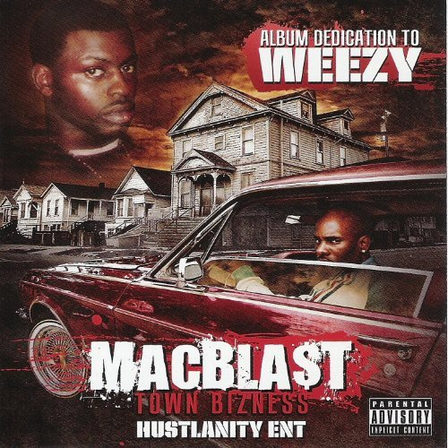 Macblast - Town Bizness