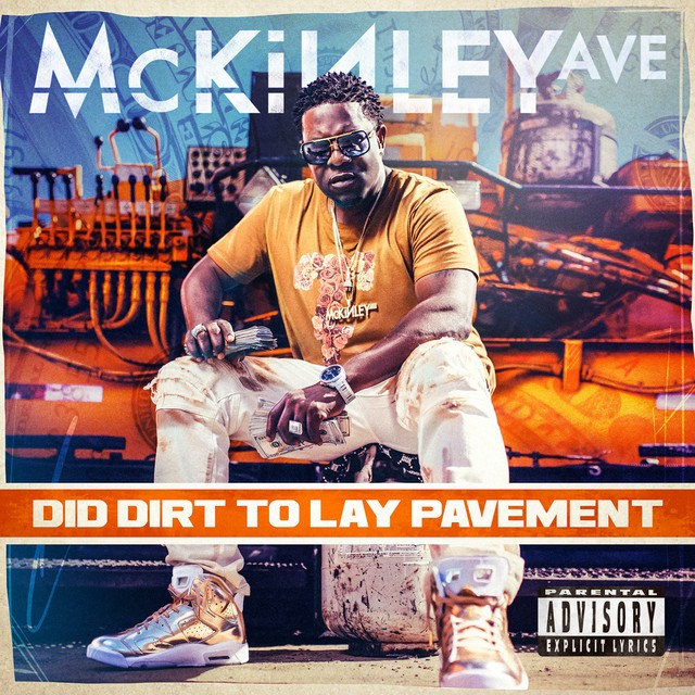 Mckinley Ave – Did Dirt To Lay Pavement
