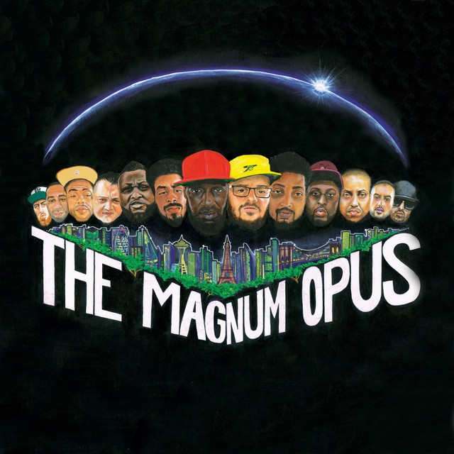 Micall Parknsun & Giallo Point – The Magnum Opus (The Director's Cut Edition)
