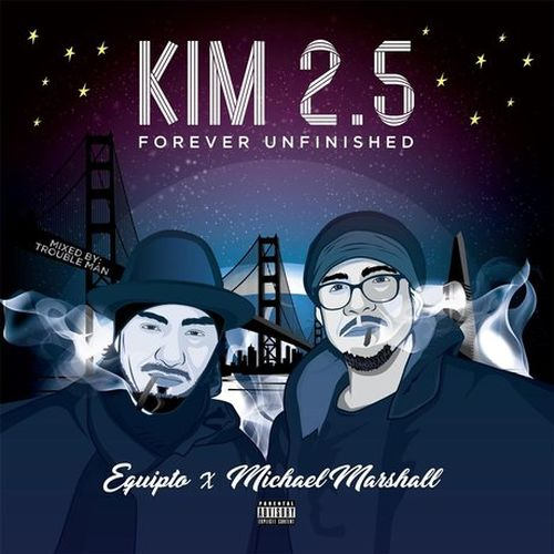 Michael Marshall & Equipto - Kim 2.5 Forever Unfinished