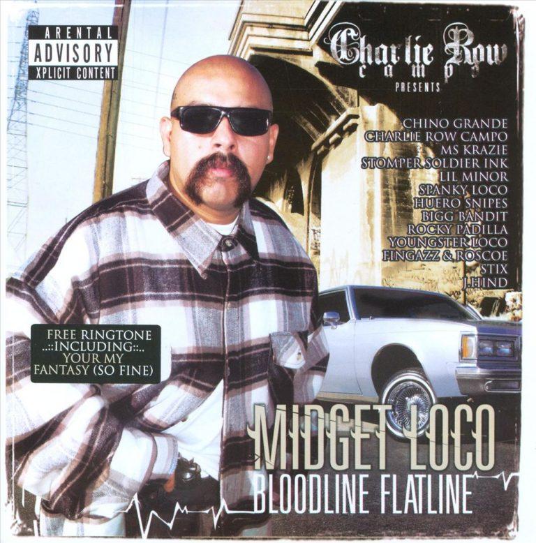 Midget Loco – Bloodline Flatline